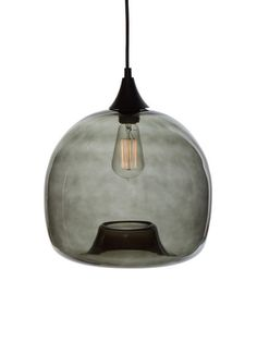 Glass Shade Pendant Lamp by stone