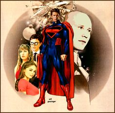 smallville pop art - Google Search