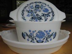 Blue Floral - promotional