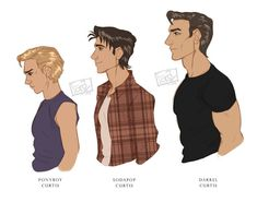 does darry die in the outsiders