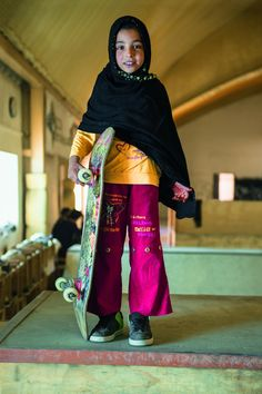 Skategirls of Kabul – in pictures Photograph: Jessica Fulford-Dobson
