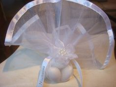 Items similar to Wedding Favors - Wedding Bomboniera- Koufeta Favors - Sugared Jordan Almond Favors on Etsy Almond Wedding Favours, Italian Wedding Favors, Greek Wedding, Unique Wedding Favors, Unique Weddings, Wedding Gifts, Wedding Decorations, Jordan Almonds, Personalized Ribbon