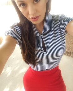 {all dressed up} I'll take any excuse to wear #red but thanks to the #4thofjuly I didn't need one yesterday!  #redwhiteandblue #stripes #independenceday #fashionista #lifeisgood #summatime