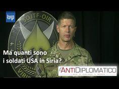 Sine.ClaV.is: Quanti sono i soldati USA in Siria? Surreale confe...