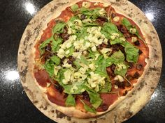 Fat-Free Oil Free Vegan Pizza To Die For