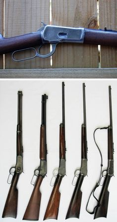 Winchester Model 1892 Winchester Firearms, Winchester 1892, Revolver Rifle, Cowboy Action Shooting, Lever Action Rifles, Fire Powers, Hunting Rifles, Cool Guns, Guns And Ammo