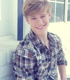 "Lucas Till  I've loved him since the Hannah Montana movie/ ""You Belong with Me"" hahahaha"