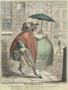 During the 17th century, ladies used parasols for protection from the sun. A century later they were using oiled umbrellas as protection from the rain as well. By the early 19th century, the design...