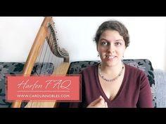 Harfen FAQ - 7 Tipps, wie du Harfe autodidaktisch lernst - YouTube