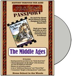 Cathy Duffy gives her review of Project Passport: The Middle Ages!