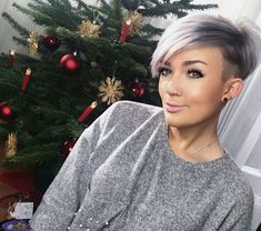 13x Beautiful Short Pixie Hairstyle! Say Yes to Asymmetrical! - Hairstyle Center!