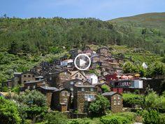 Em Portugal ainda vamos conseguindo preservar as nossas Aldeias Históricas. Veja…