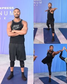 Michael B Jordan Abs He Might Need Those Worked On And I