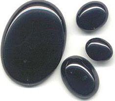 Black onyx gemstone meanings, properties & qualities- stress, emotional stability, many more