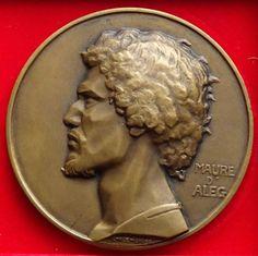 France - Exhibition medal Maure/Mauritania 1930 - Emile Monier - Catawiki