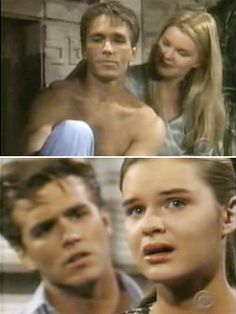 VICTORIA AND RYAN (Heather Tom and Scott Reeves) The Young and the Restless LOVE'S FIRST BLUSH Victoria was just 16 years old when she married…
