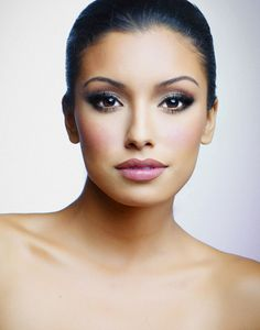 Zuleyka Silver...I have such a crush on this woman.  She's stunning!