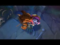 (10) Animation Reel 2017 - League of Legends - YouTube