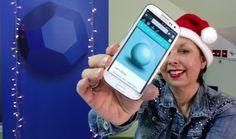 Last Minute-Geschenk mit Lichtsprache Energie-Flow Mp3 Player, Kicks, Last Minute Gifts