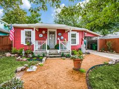 Cutest Air B n B in Historic McKinney Texas! There Is Only One, Airbnb Rentals, Air B And B, Cozy Cottage, Mckinney Texas, Shed, Outdoor Structures, Lady, Cottages