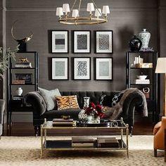 Image result for pinterest bali boho decorating living room with black lounge
