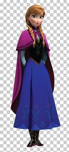 Anna Elsa Frozen Kristoff Olaf PNG - Free Download