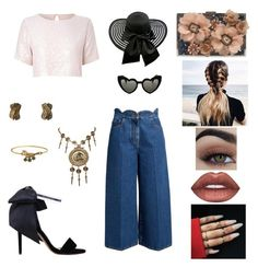 """""""&"""" by ohbabyimrachel ❤ liked on Polyvore featuring Alexandre Vauthier, Valentino, True Decadence, Sondra Roberts, Yves Saint Laurent, Christian Dior, Lime Crime, Trifari and WithChic"""