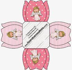 Angelita: Cajas para Imprimir Gratis.