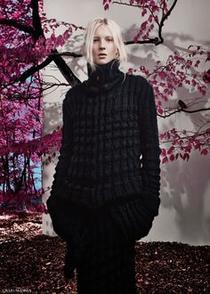 """Cold Comfort"" by Craig McDean for Vogue UK September 2014"