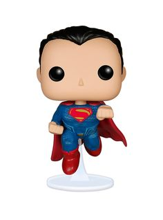 We got a low-quality look at Aquaman already, but now Funko has released official images of the first full line of Batman V Superman: Dawn Of Justice POP! vinyls, which also includes Wonder Woman, Nightmare Batman, and the Superman Soldier. Take a look...