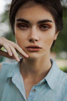 A photo of tonya Antonina Vasylchenko of  Ukraine IMG Models girl.