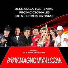 DESCARGA LOS EXITOS  http://www.magnomixvj.com