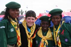 21st World Scouts Jamboree, 2007 London