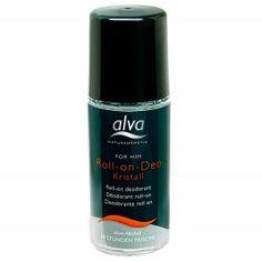 Desodorante Roll-on natural vegano Alva para homem- Lohas Store