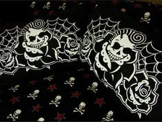 Skulls & Roses =] ...I think I found Elvis