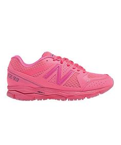 best service 07bfa a4d60 New Balance Pink Shock   Pink W1290 Running Shoe - Women