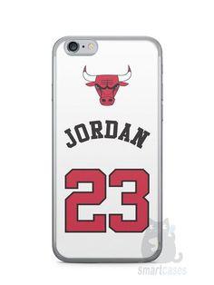 Capa Iphone 6/S Michael Jordan 23