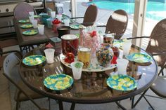 Sweet Sixteen Birthday Party