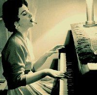 8tracks -- soothing piano covers.