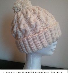 Bonnet Crochet, Hats For Women, Ladies Hats, Winter Hats, Couture, Knitting, Lady, Point, Beanies
