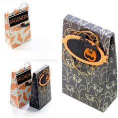 Crafting ideas from Sizzix UK: Halloween
