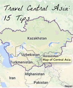 Travel Central Asia: 15 Tips http://solotravelerblog.com/travel-central-asia-15-tips/