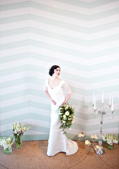 Midland Hotel Morecambe – Art Deco Wedding Inspiration | Love Me Love My Wedding
