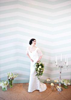 Midland Hotel Morecambe – Art Deco Wedding Inspiration | Love Me Love My Wedding