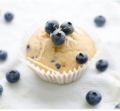 Vegan Blueberry & White Chocolate Cupcakes | Finding Vegan