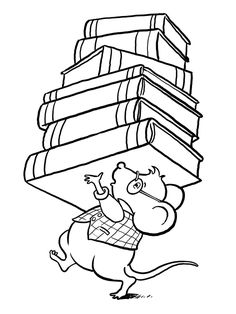 Library Coloring Pages For Kids More Pages To Color Fall Coloring Pages, Unicorn Coloring Pages, Coloring Pages To Print, Free Coloring, Adult Coloring Pages, Coloring Pages For Kids, Coloring Sheets, Coloring Books, Pictures To Draw