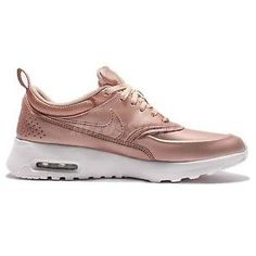 half off 9b980 785b3 Wmns Nike Air Max Thea SE Metallic Red Bronze Womens Running Shoes 861674-902  Air