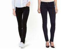 Les basiques d'une garde-robe: 25 pièces incontournables Black Jeans, Pants, Fashion, Black Pants, Minimalism, Fashion Styles, Trouser Pants, Moda, Black Denim Jeans
