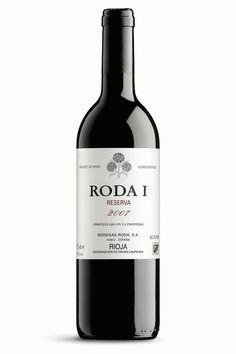 Roda I   The best Rioja wine