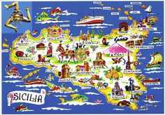 Sicilia! Don't let me win the lottery,  this will be home!!!